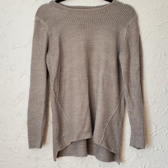 4/$25 Joe Fresh Grey Sweater